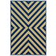 Metrie Medium Rug in Multi R402302