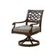 Tommy Bahama Outdoor Royal Kahala Swivel Rocker Dining Chair (Set of 2) 3235-13SR