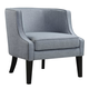Pulaski Upholstered Arm Chair - Brianne Tide DS-2521-900-389