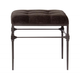 Bernhardt Interiors Grayson Bench in Aged Iron 424-X06