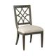 American Drew Savona Genieve Side Chair (Set of 2) in Versaille 654-636