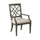 American Drew Savona Genieve Arm Chair (Set of 2) in Versaille 654-637