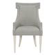 Bernhardt Domaine Blanc Arm Chair in Dove White 374-548 (Set of 2)
