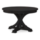 Rachael Ray Home Everyday Dining Pedestal Table in Peppercorn 7003-521K