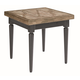 A.R.T Morrissey Outdoor Leon Square Side Table in Charcoal 918343-4240