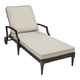 A.R.T Morrissey Outdoor Sullivan Chaise Lounge in Charcoal 918505-4242