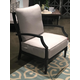 A.R.T Morrissey Outdoor Sullivan Club Chair in Charcoal (Set of 2) 918514-4242