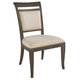 Hekman Urban Retreat Upholstered Side Dining Chair in Sumatra (Set of 2)