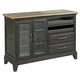 Kincaid Plank Road Pleasant Hill Wine Server in Charcoal