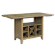 Kincaid The Nook Kitchen Island in Brushed Oak 663-746P