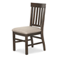 Magnussen Furniture St. Claire Dining Side Chair in Rustic Pine (Set of 2) D4210-62