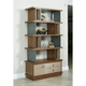 American Drew AD Modern Synergy Epoque Bookcase 700-588