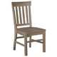 Magnussen Furniture Tinley Park Dining Side Chair in Dove Tail Grey (Set of 2) D4646-60