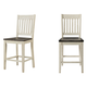 A-America Furniture Huron Slatback Barstool in Coffee (Set of 2) HURCO365K