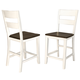 A-America Furniture Mariposa Ladderback Barstool in Coffee (Set of 2) MRPCO355K
