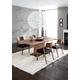 Domitalia Vita 5-Piece Rectangular Dining Room Set