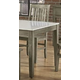 Vaughan-Bassett Simply Dining RT/Slat Side Chair (Set of 2) in Grey 221-040