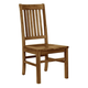 Vaughan-Bassett Simply Dining RT/Slat Side Chair (Set of 2) in Antique Amish 230-040