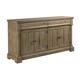 Kincaid Furniture Stone Street Hudson Buffet in Hand Rubbed 760-857