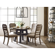 Kincaid Furniture Trails 5pc Layton Dining Room Set in Highlands