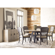 Kincaid Furniture Trails 5pc Layton Dining Room Set in Sandstone CODE:UNIV20 for 20% Off