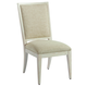 Barclay Butera Newport Eastbluff Upholstered Side Chair in Sailcloth (Set of 2) 921-880-01