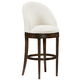 Fine Furniture Textures Ryder Bar Stool in Sable (Set of 2) 1560-928 CLOSEOUT