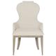 Bernhardt Santa Barbara Upholstered Arm Chair in Sandstone (Set of 2) 385-562