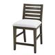 Palliser Furniture Bravo Slat Back Cafe in Brown Set of 2 237-140