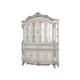 Acme Furniture Gorsedd Hutch w/ Buffet in Antique White 67444