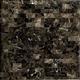 Furniture of America Gladstone II Table in Black CM3823BK-PT