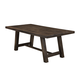Alpine Furniture Alcott Dining Table in Tobacco 8147-01