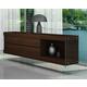 J&M Furniture Float Buffet in Dark Oak 17699-B