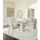 Bernhardt East Hampton 7pc Round Dining Room Set in Sand