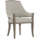 Bernhardt Canyon Ridge Upholstered Arm Chair (Set of 2) in Desert Taupe 397-562