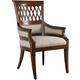 A.R.T. Furniture Kingsport Arm Chair in Medium Oak (Set of 2)