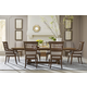 A.R.T. Furniture Kingsport 5pc Rectangular Dining Set in Medium Oak