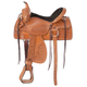 King Series Jacksonville Trail Saddle Reg 20 Dark