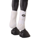 Tough-1 Vented Sport Boots Rear Small White