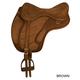 Kimberley Ultralight Treeless Saddle Large Brown