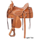 King Series Jacksonville Hard Seat Trail Saddle 17
