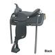 Abetta Brushpopper Flex-Trail Saddle 16 BLK