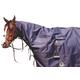 Centaur Rain Sheet Large Horse Navy