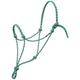 Silvertip No. 95 Rope Halter Small Wht/Brn/Tur/Tan