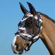 WeatherBeeta Stretch Bug Eye Saver with Ears Horse