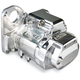 Polished Case 6-Speed Overdrive Transmission with Clean-Cut Gears - 8004C6