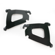 Black Mounting Plate Only Hardware for Bullet Fairing - 2321-0298
