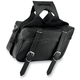 Plain Box Style Slant Saddlebags - 9056P
