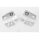 Aluminum Plate Heel Guards Only - H042075