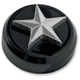 Nautical Star Oil Tank Plug - FLH-NS-BK-P